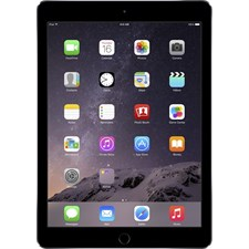 Apple - iPad Air 2 Wi-Fi 16GB - Space Gray